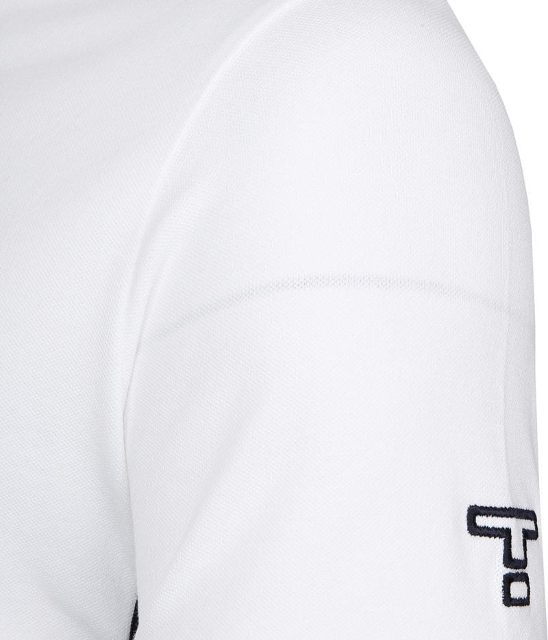 Tenson Poloshirt Zenith White photo 1