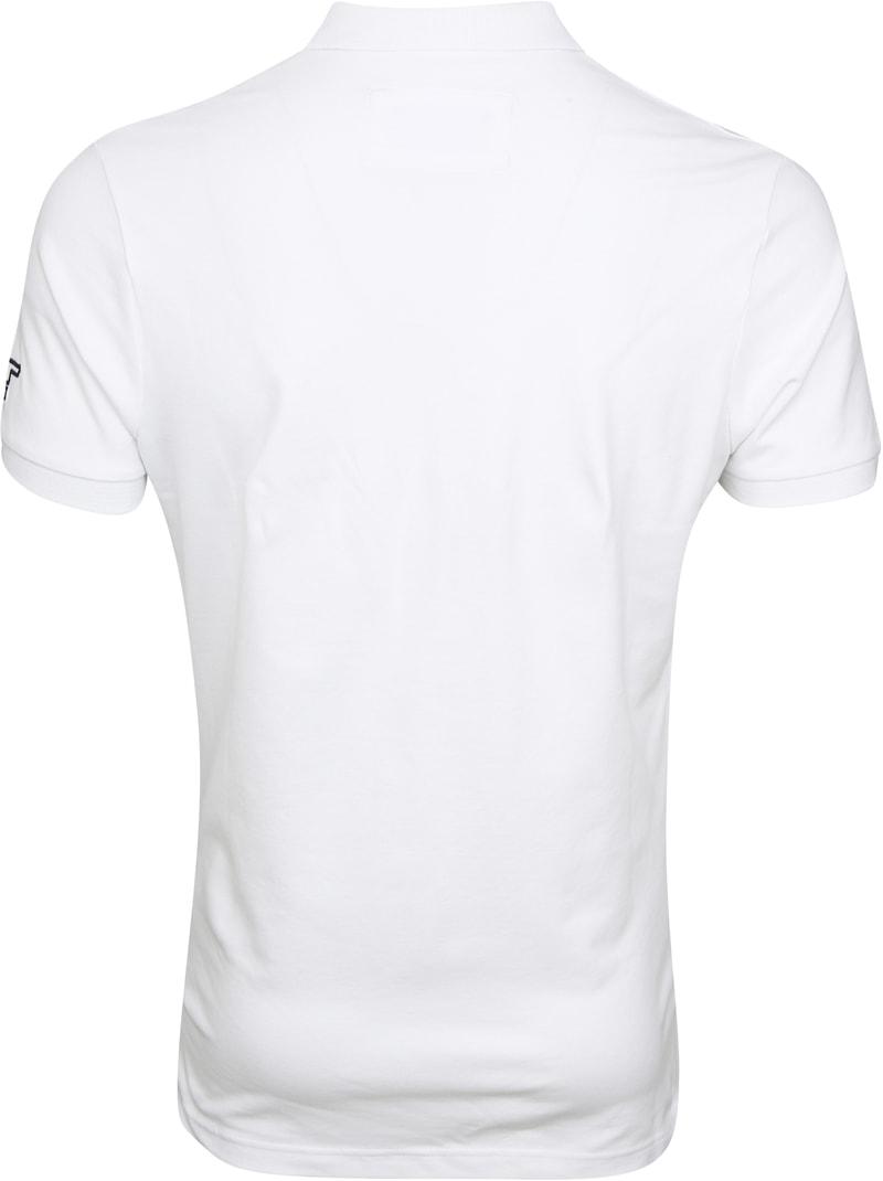 Tenson Poloshirt Zenith White photo 4
