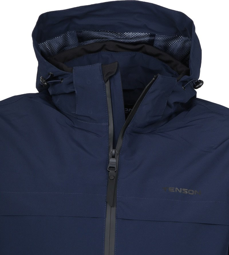Tenson Summer Jacket Ivar Navy photo 1