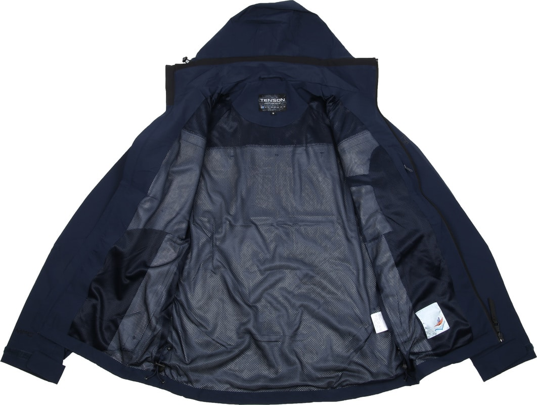 Tenson Summer Jacket Ivar Navy photo 6
