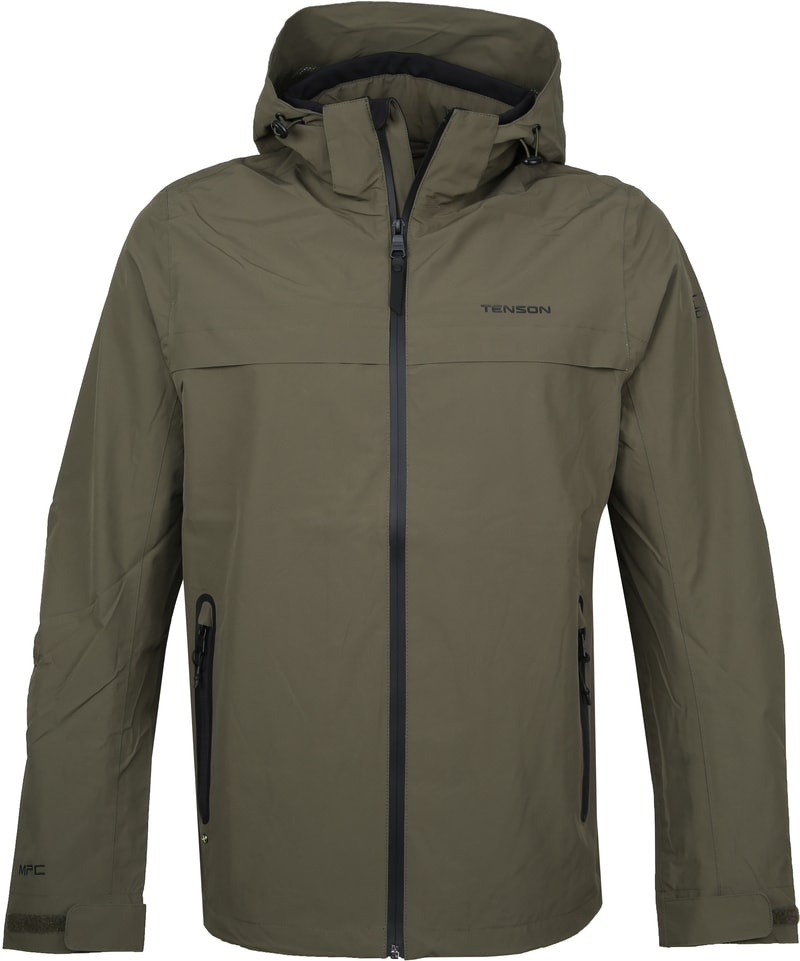 Tenson Summer Jacket Ivar Olive photo 0