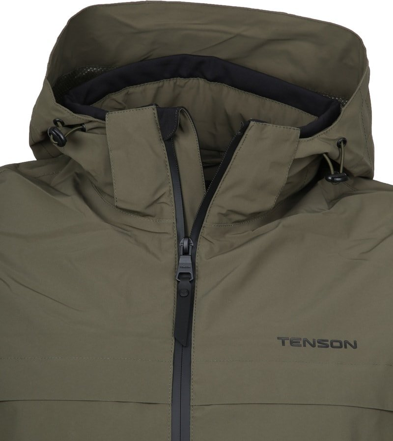 Tenson Summer Jacket Ivar Olive photo 1