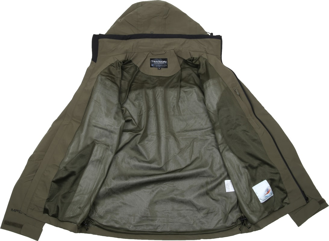 Tenson Summer Jacket Ivar Olive photo 6