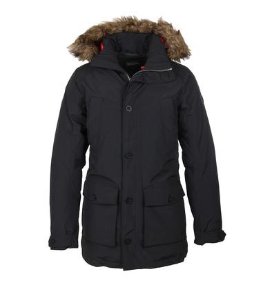 Tenson Wictor Winterjas Zwart  online bestellen | Suitable
