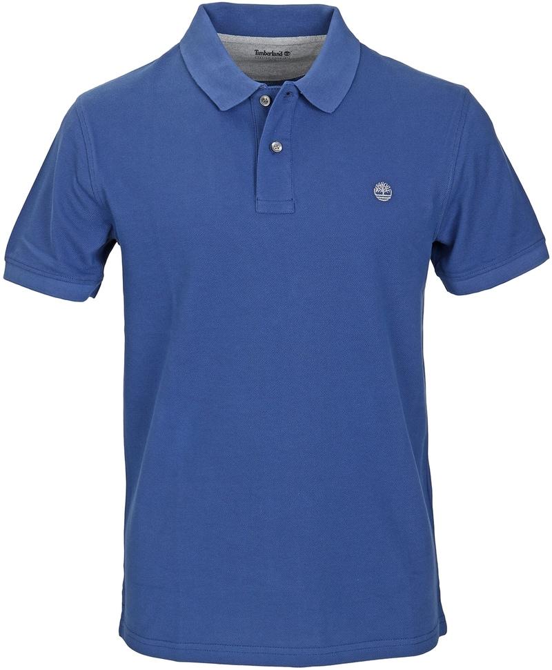 Timberland Polo Uni Blau  online kaufen   Suitable