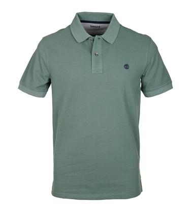 Timberland Polo Uni Grün  online kaufen   Suitable
