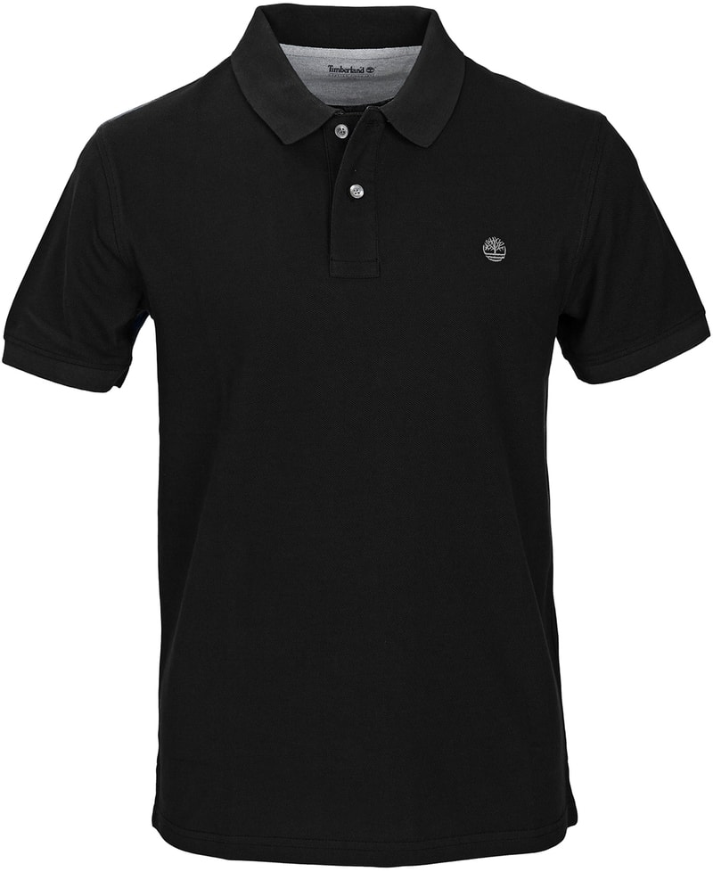 Timberland Polo Uni Schwarz  online kaufen | Suitable