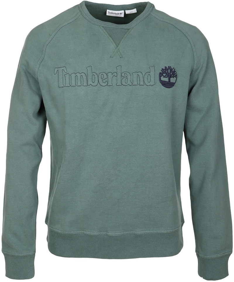 Timberland Sweater Groen Raglan  online bestellen | Suitable