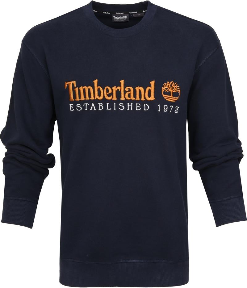 Neu Timberland Poloshirt dunkelblau Gr XL