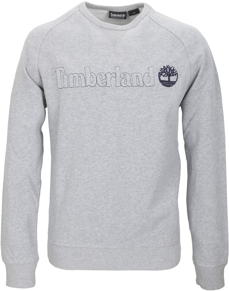Timberland Sweatshirt Grau Raglan  online kaufen   Suitable