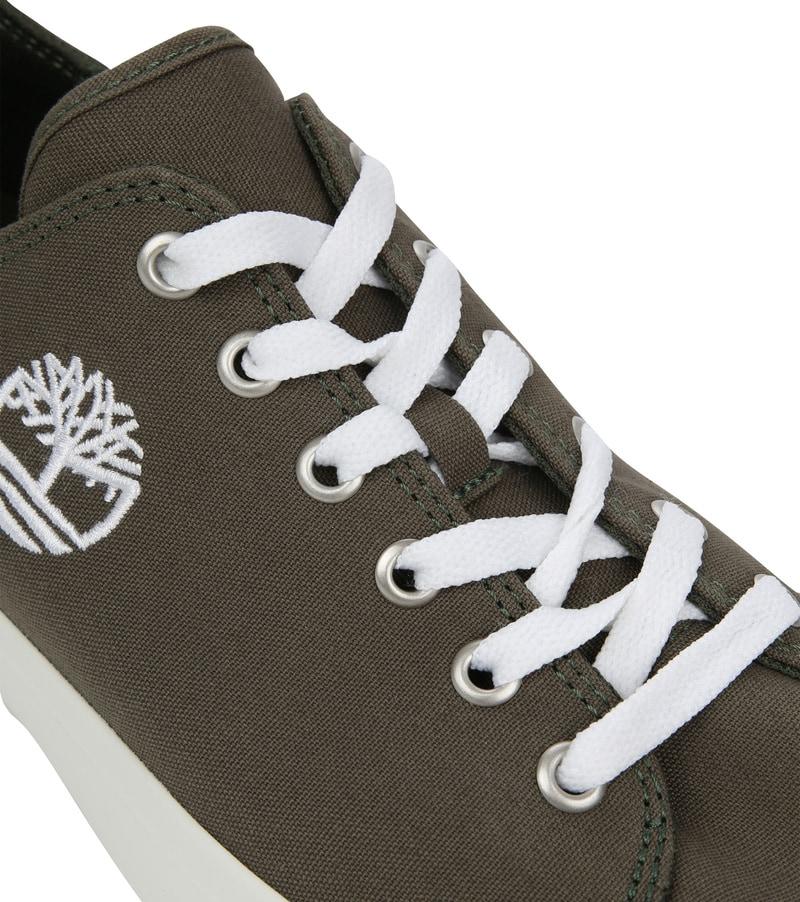 Timberland Wharf Sneaker Armee Foto 1