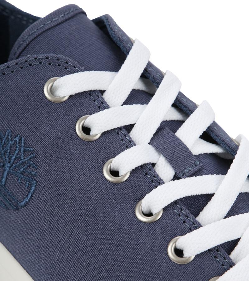 Timberland Wharf Sneaker Blauw foto 1