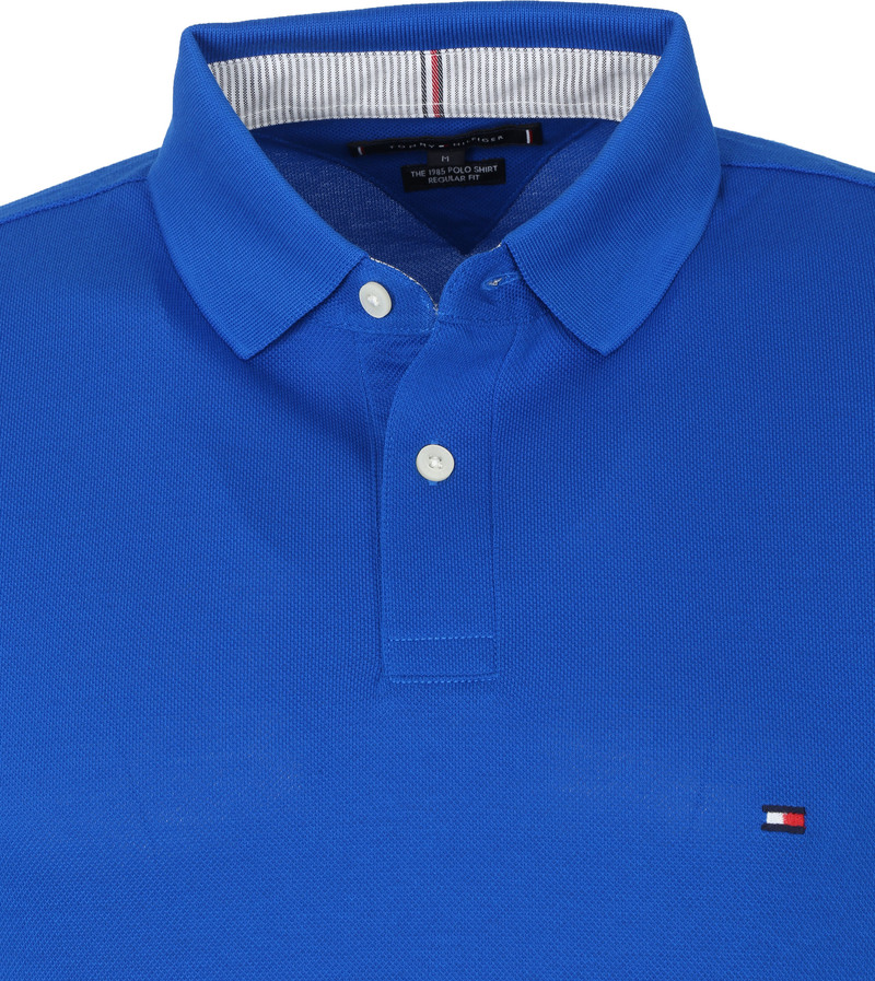 Tommy Hilfiger 1985 Poloshirt Blauw