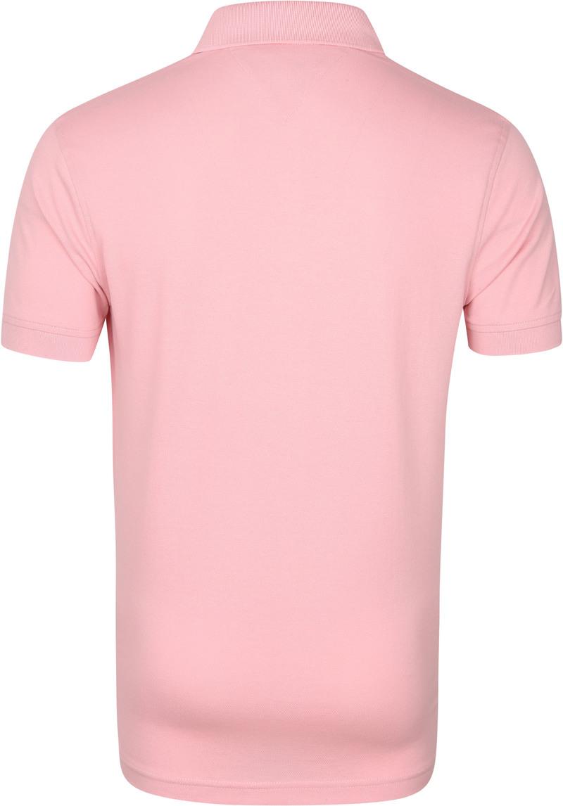 Tommy Hilfiger 1985 Poloshirt Roze - Roze maat 3XL