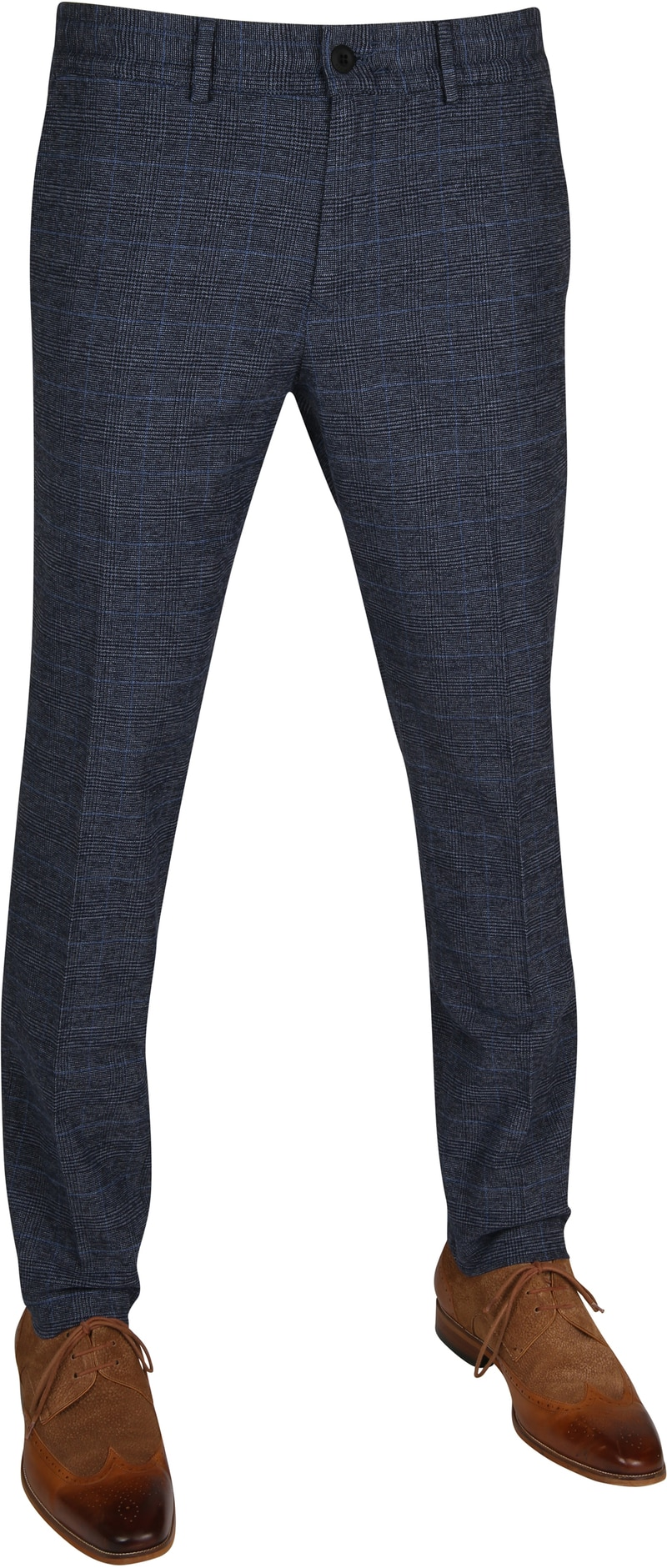 Tommy Hilfiger Active Pants Ruit Navy foto 0