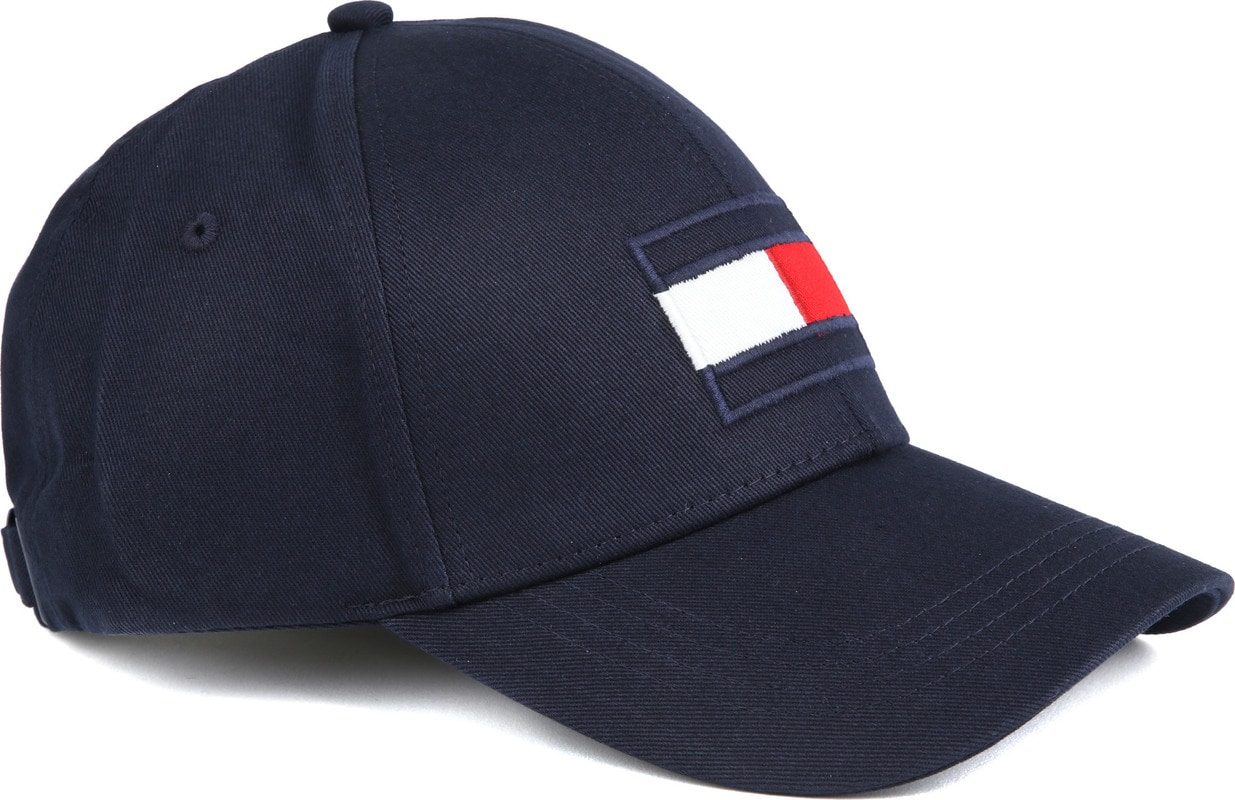 Tommy Hilfiger Big Flag Cap Dark Blue photo 0