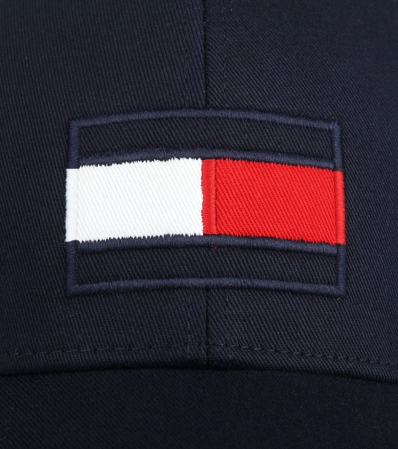 Tommy Hilfiger Big Flag Cap Dark Blue photo 1
