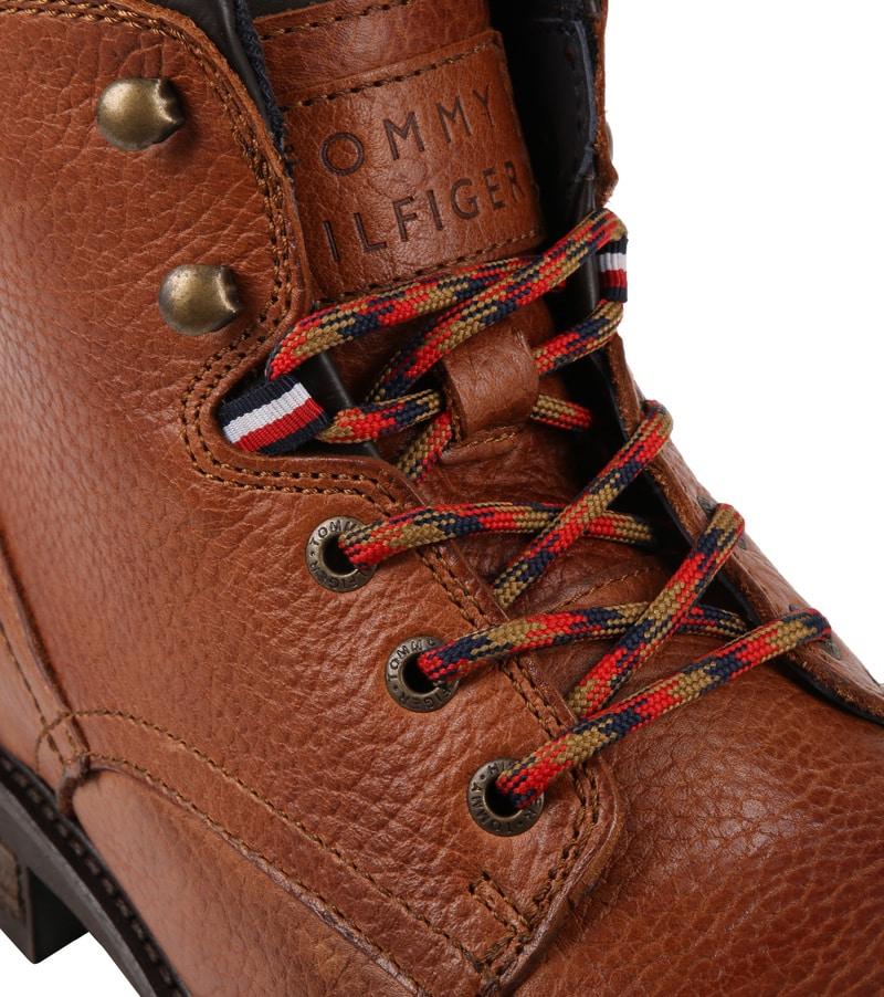 Tommy Hilfiger Boots Cognac photo 1