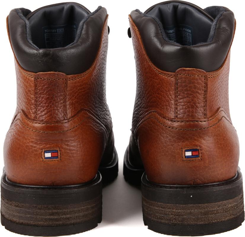 Tommy Hilfiger Boots Cognac photo 2