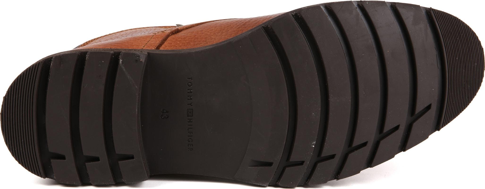 Tommy Hilfiger Boots Cognac photo 3