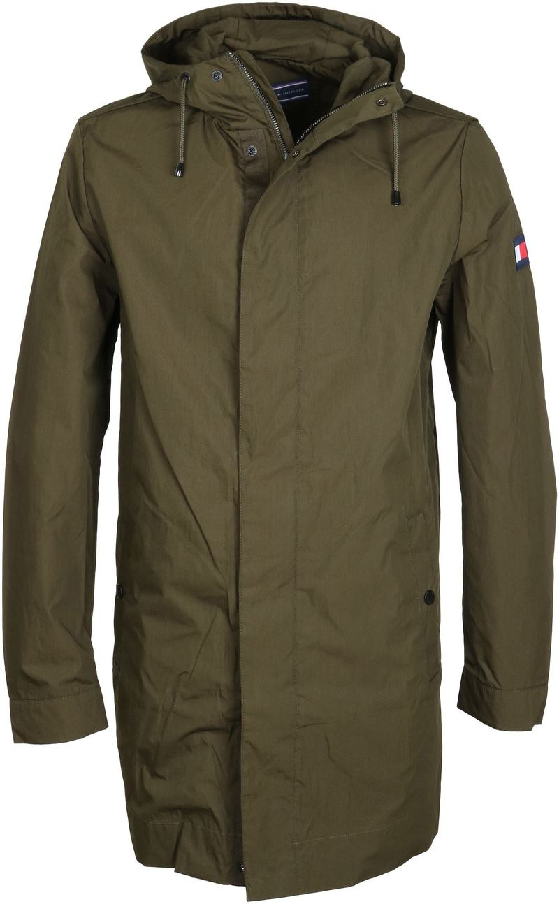 Tommy Hilfiger Coat Grün  online kaufen | Suitable