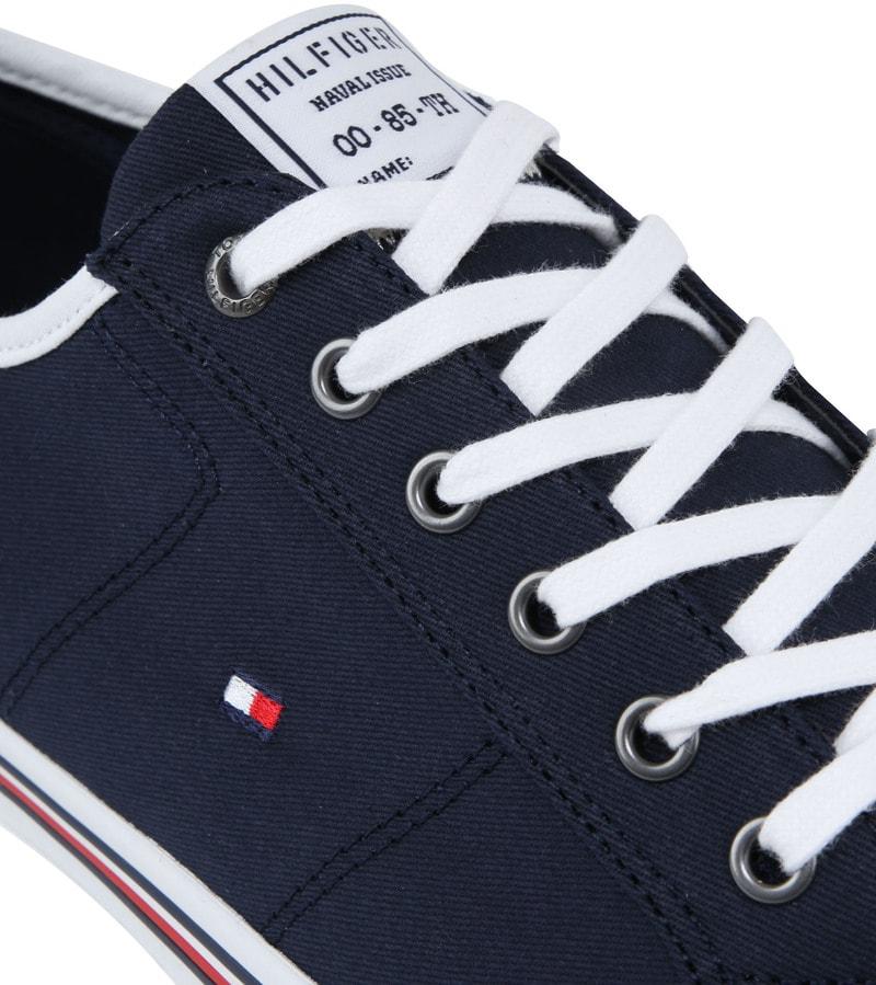 Tommy Hilfiger Core Corp Sneaker Navy foto 1