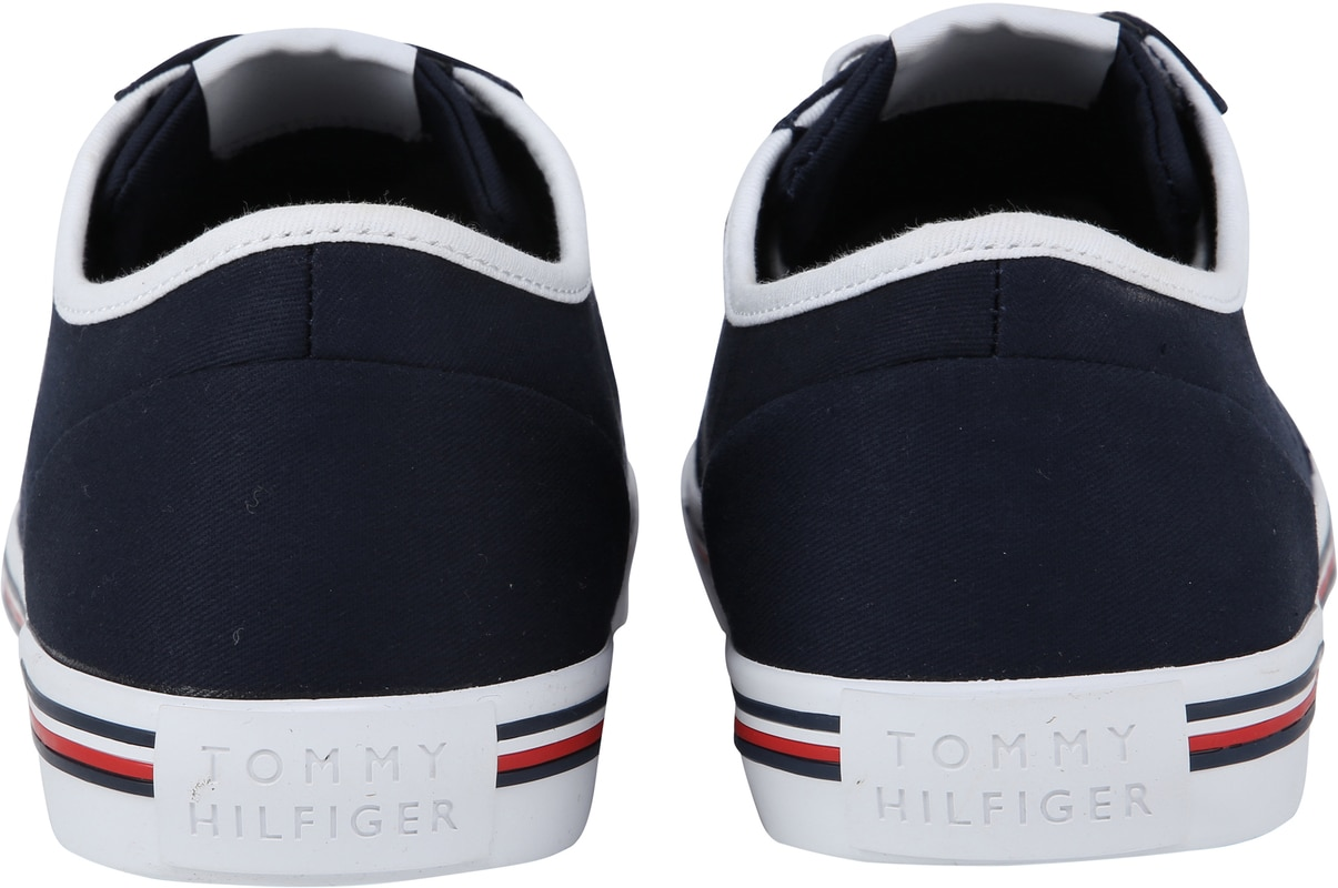 Tommy Hilfiger Core Corp Sneaker Navy foto 2