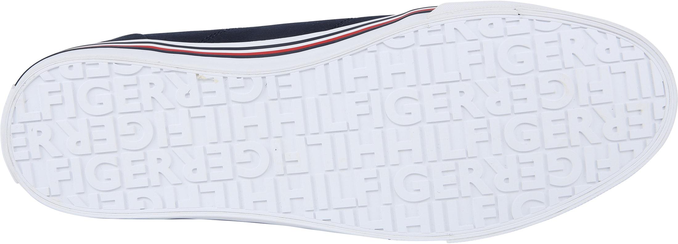 Tommy Hilfiger Core Corp Sneaker Navy foto 3