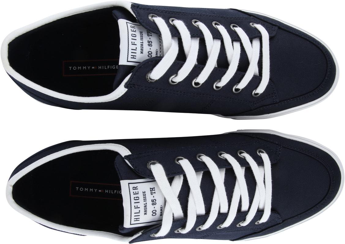 Tommy Hilfiger Core Corp Sneaker Navy foto 4