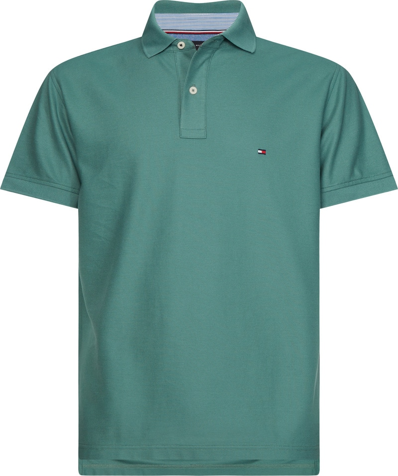 Tommy Hilfiger Dark Green Poloshirt photo 0