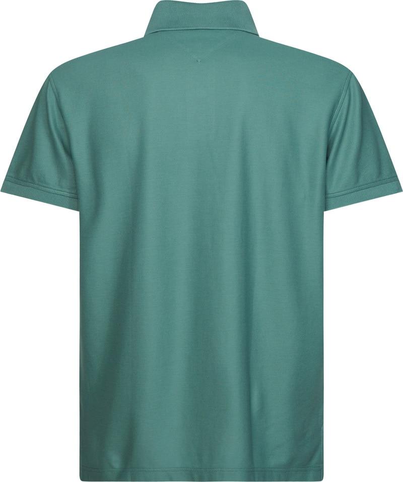 Tommy Hilfiger Dark Green Poloshirt photo 2