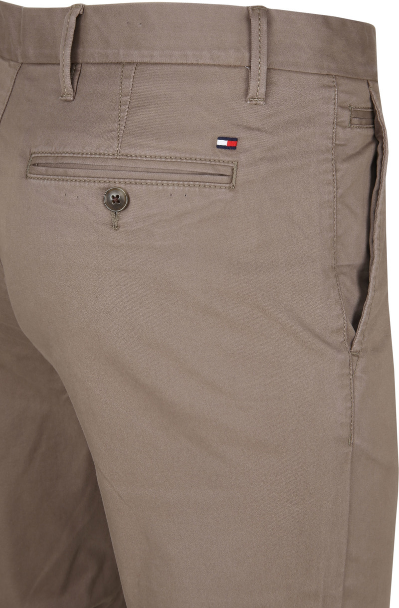 Tommy Hilfiger Denton Chino Taupe foto 2