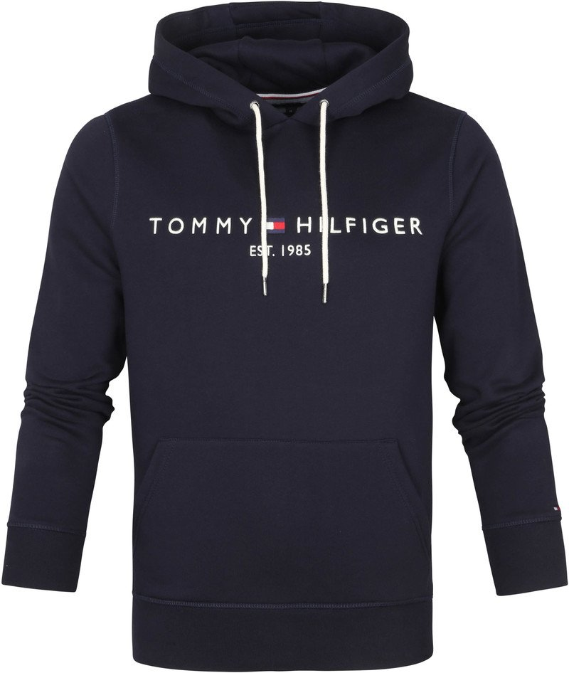 Tommy Hilfiger Hood Core Donkerblauw