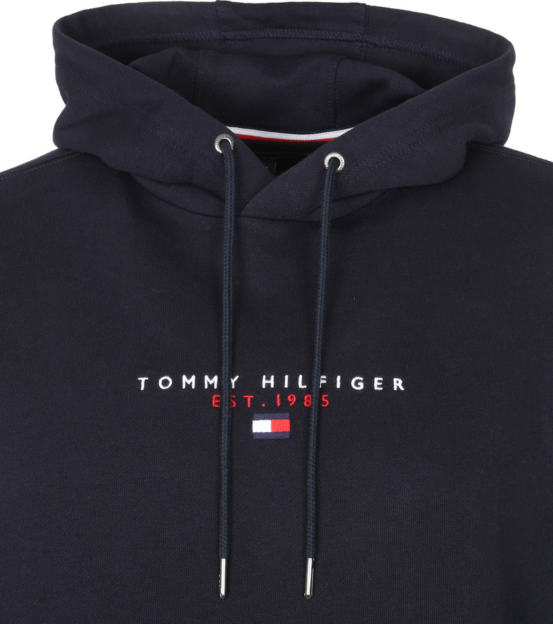 Tommy Hilfiger Hoodie Core Donkerblauw