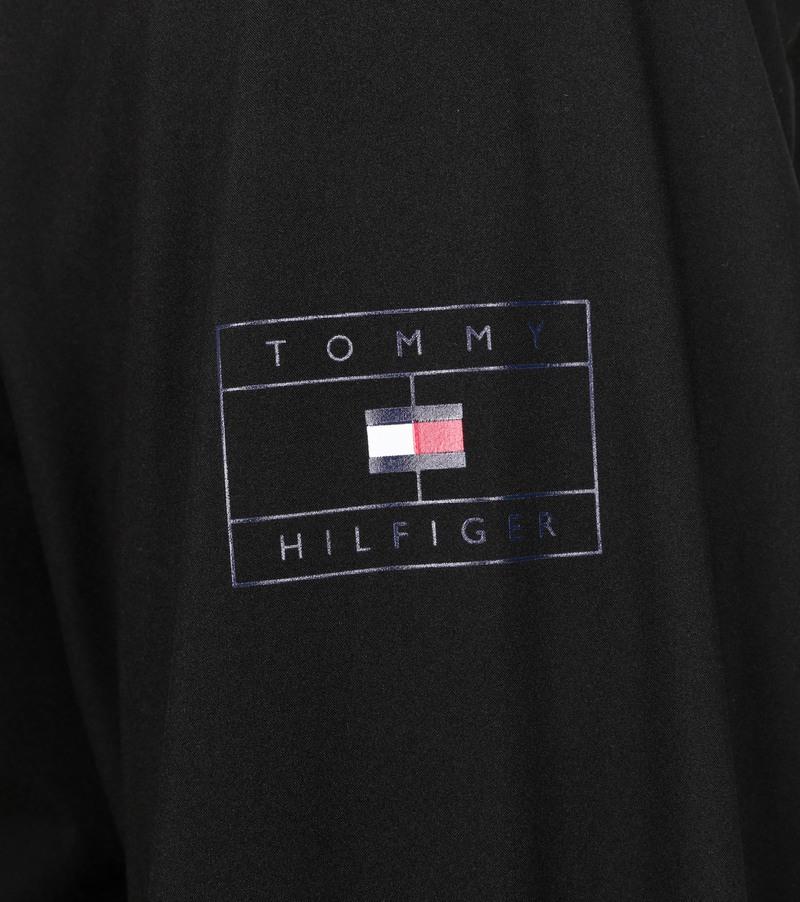 Tommy Hilfiger Jas Zwart