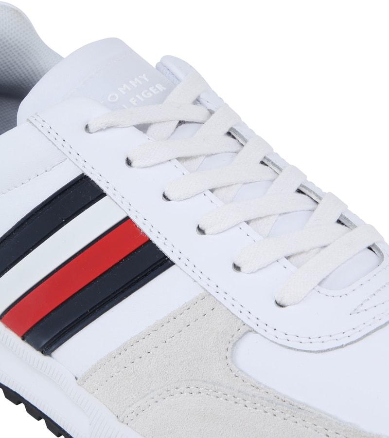 Tommy Hilfiger Modern Corp Sneaker Wit foto 1