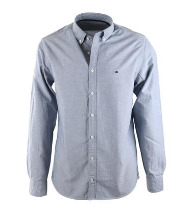 Tommy Hilfiger Overhemd Blauw Oxford  online bestellen | Suitable