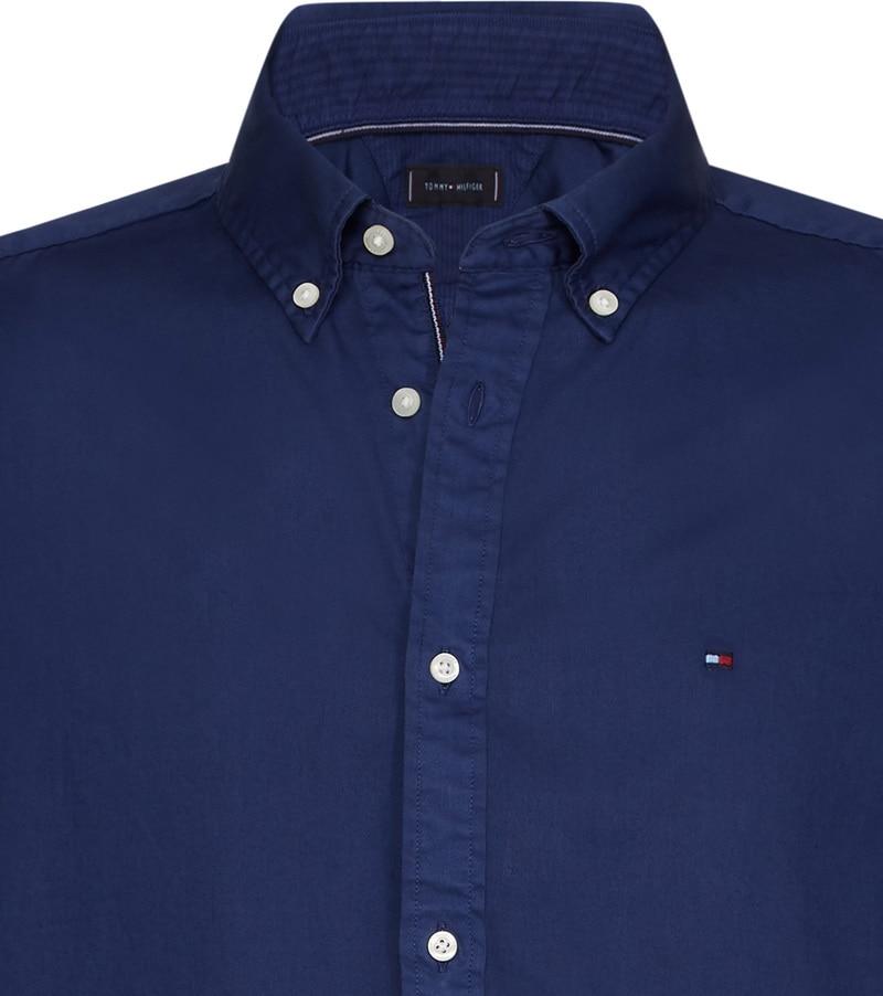 Tommy Hilfiger Overhemd Blue Ink foto 1