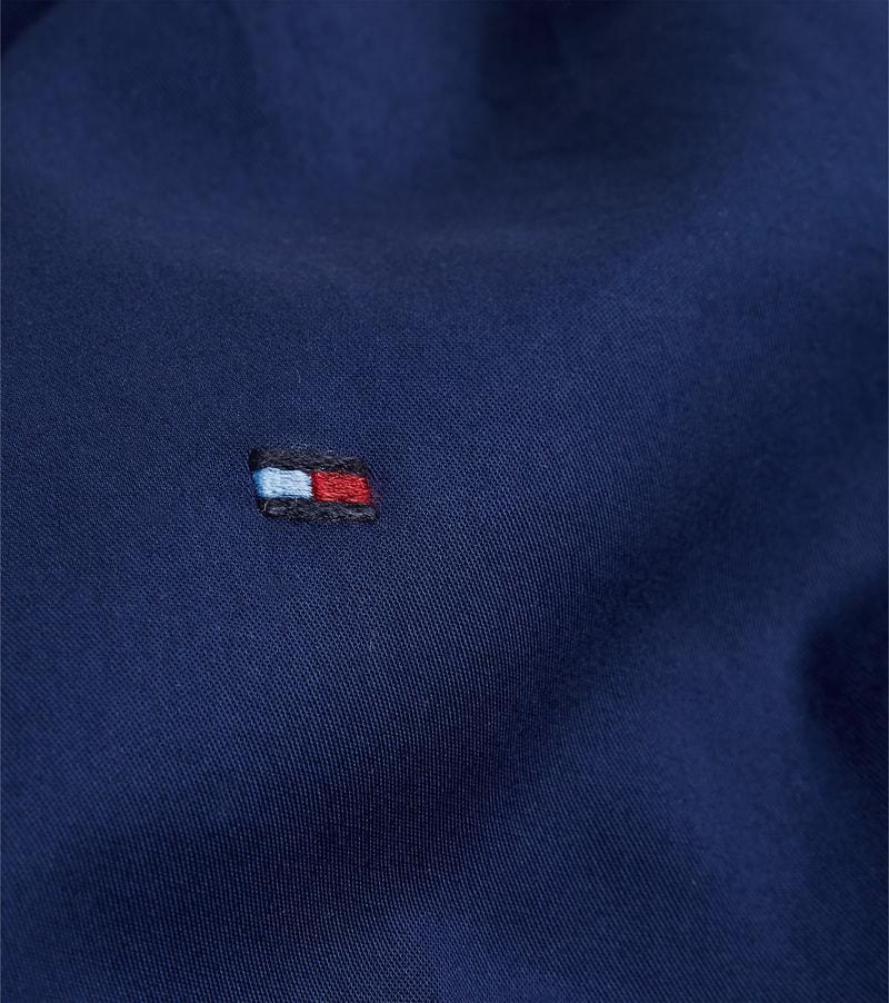 Tommy Hilfiger Overhemd Blue Ink foto 2