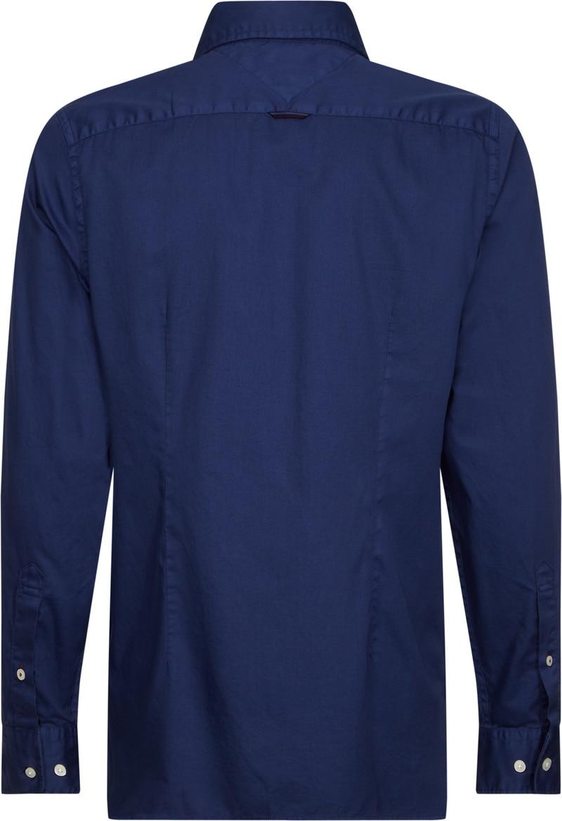 Tommy Hilfiger Overhemd Blue Ink foto 3
