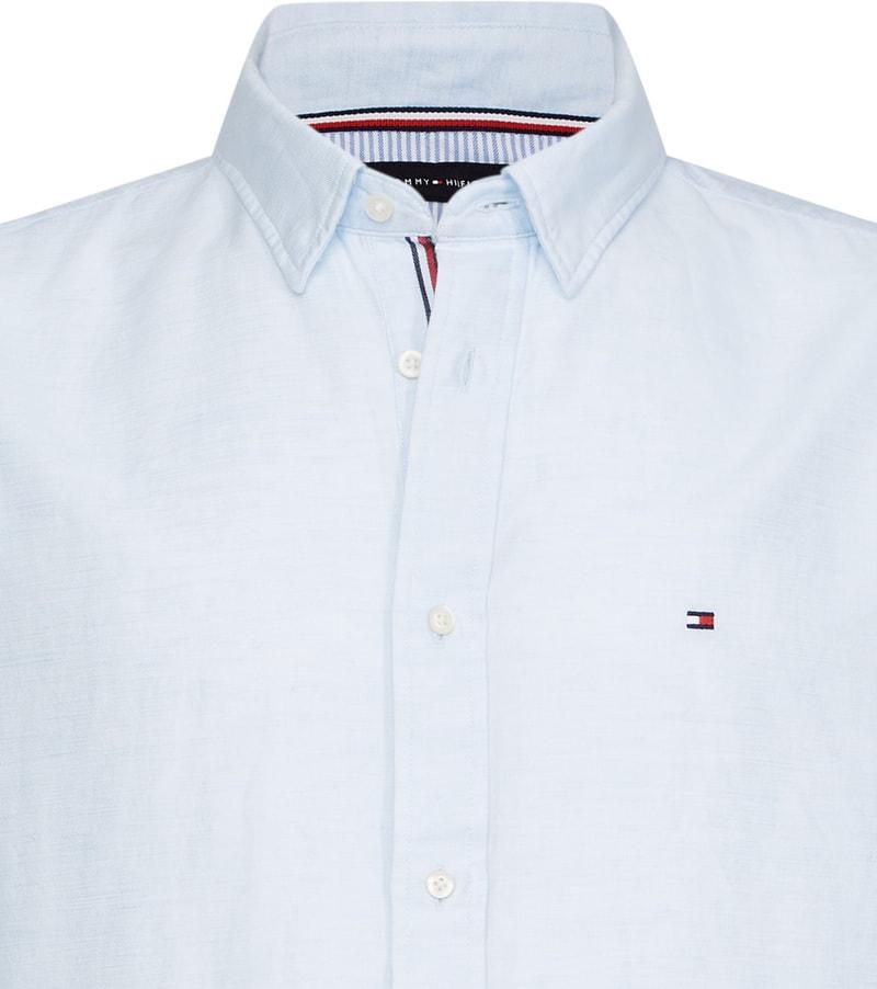 Tommy Hilfiger Overhemd Lichtblauw foto 1