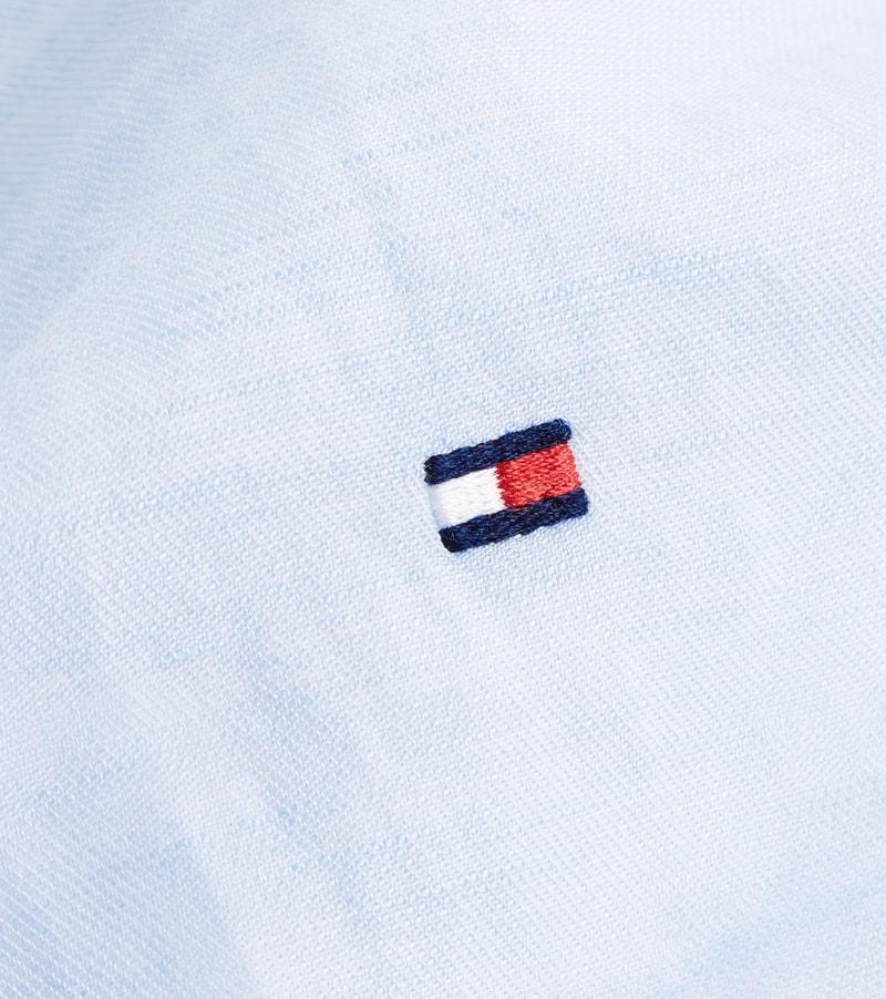Tommy Hilfiger Overhemd Lichtblauw foto 2