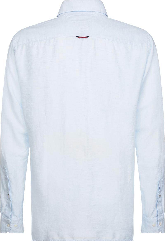 Tommy Hilfiger Overhemd Lichtblauw foto 3