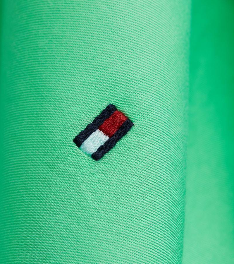 Tommy Hilfiger Overhemd Mystic Mint foto 2