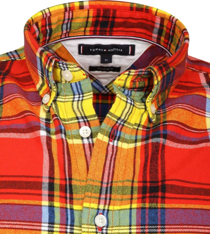 Tommy Hilfiger Overhemd Ruit foto 1