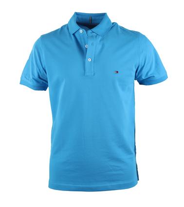Tommy Hilfiger Polo Blauw  online bestellen | Suitable
