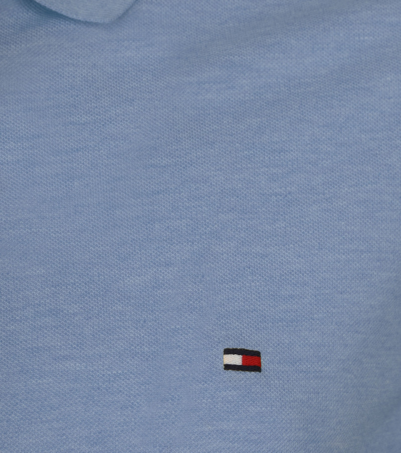 Tommy Hilfiger Polo Indigo Heather