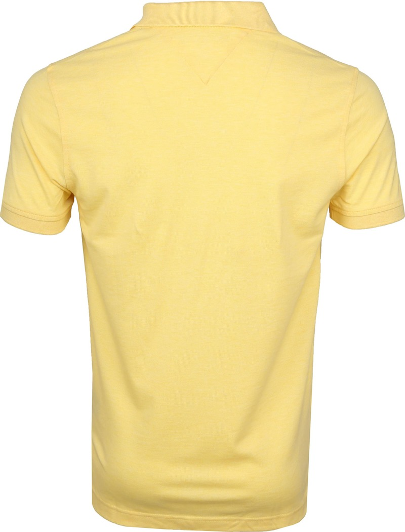 Tommy Hilfiger Poloshirt Delicate Geel