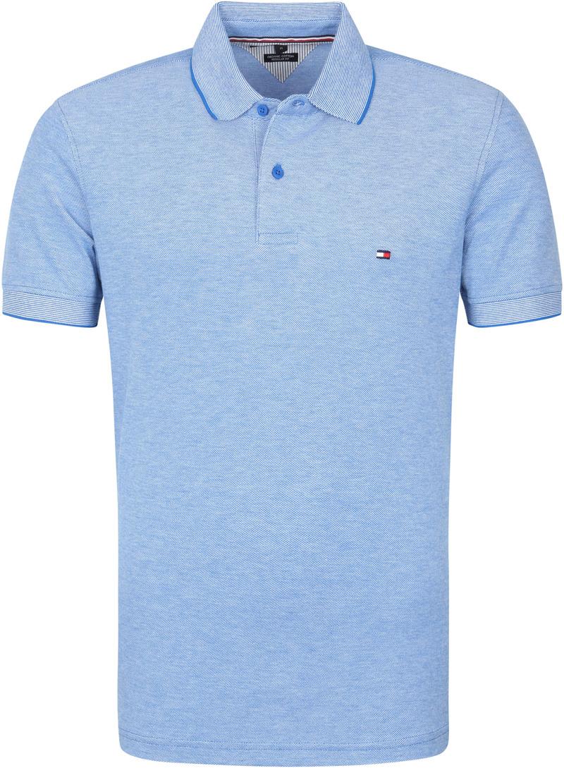 Tommy Hilfiger Poloshirt RF Blauw