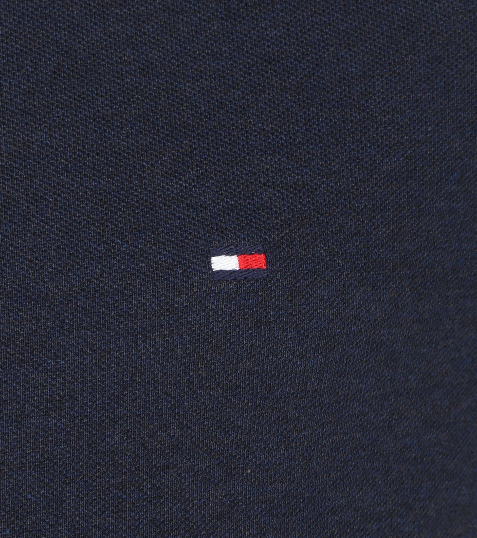 Tommy Hilfiger Poloshirt RF Donkerblauw - Donkerblauw maat XL